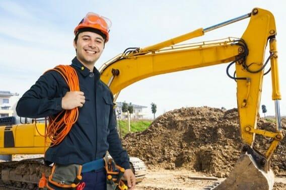 Excavator finance loans