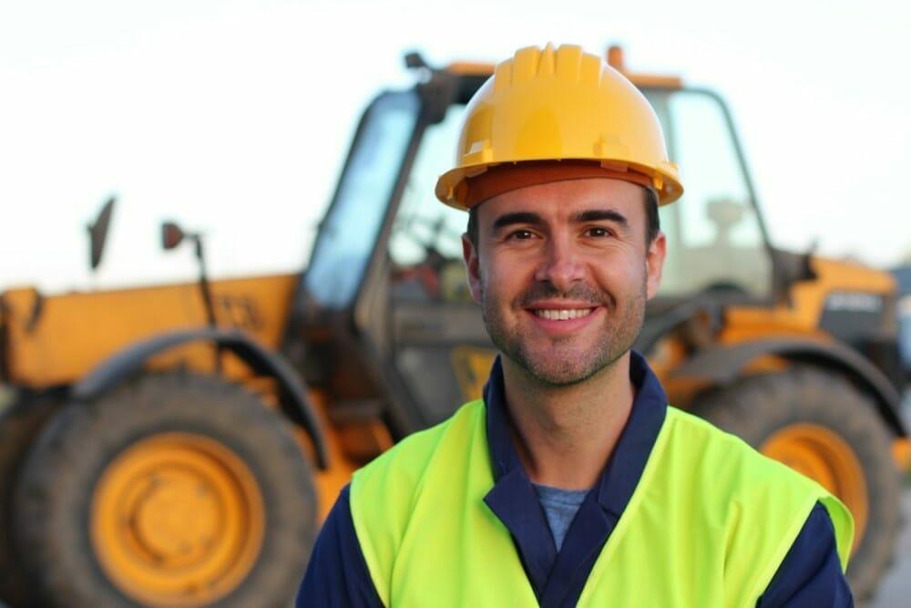 excavator earthmover finance customer